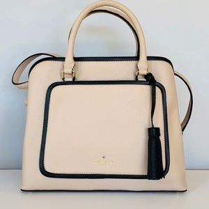 KATE SPADE EVANGELIE WARD PLACE SATCHEL CROSSBODY